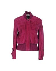 Tom Ford Coats And Jackets Jackets Women Purple