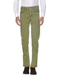 9.2 By Carlo Chionna Casual Pants Green