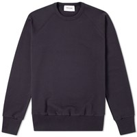 Harmony Sevan Crew Sweat Blue