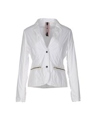 Club Des Sports Blazers White