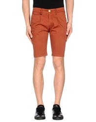 Liu Jo Man Bermudas Brown