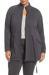 Uggr Plus Size Women's Ugg 'Raleigh' Front Zip Sweatshirt
