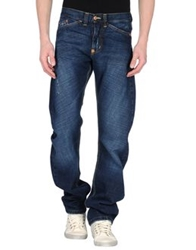 Fabio Di Nicola Denim Pants Blue