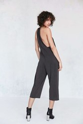Silence And Noise Calina Culotte Slip Jumpsuit Black
