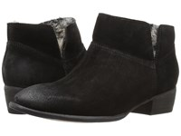 Seychelles Snare Cozy Black Suede Fur Women's Pull On Boots