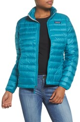 Patagonia Packable Down Jacket Elwha Blue
