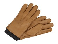 Ugg 2 In 1 Whipstitched Glove Lodge Multi Dress Gloves Brown