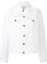 Forte Couture Super Mama Jacket White