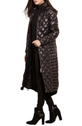 Lauren Ralph Lauren Packable Quilted Down Coat Black
