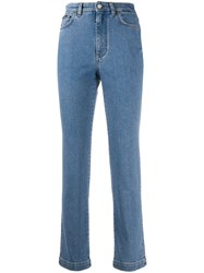 Dolce And Gabbana Straight Leg Jeans 60