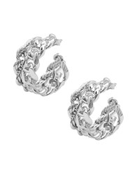 Gogo Philip Earrings Silver