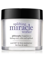 Philosophy Uplifting Miracle Worker Face Moisturizer 2 Oz. No Color