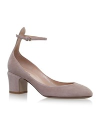 Valentino Tan Go 60 Court Shoes Female Nude