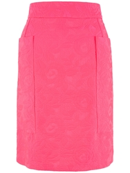 Almari Fluro Skirt Strawberry