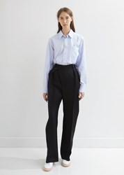 Jil Sander Floyd Wool Trousers Black