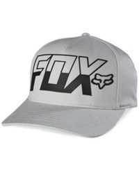 Fox Men's Katch Flex Fit Hat Gry