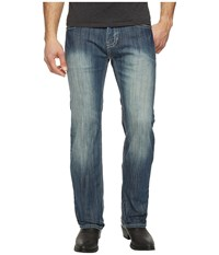 Rock And Roll Cowboy Pistol Straight Leg In Dark Wash M1p1454 Dark Wash Men's Jeans Navy