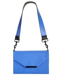 Inc International Concepts Yvonn Crossbody With Interchangeable Straps Only At Macy's Cobalt