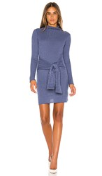 Kendall Kylie Bianca Dress In Blue. Kendall Blue