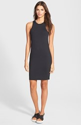 Women's Leith Knee Cut Tank Dress Black