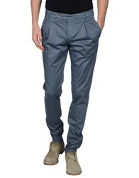 Basicon Trousers Casual Trousers Men Grey