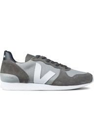 Veja Grey Holiday Low Top Sneakers