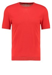 Roberto Collina Basic Tshirt Red