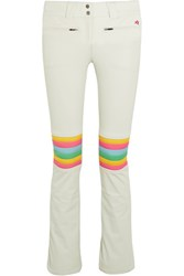 Perfect Moment Aurora Ski Pants White