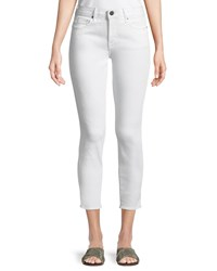 Parker Smith Ava Cropped Skinny Jeans Eternal White