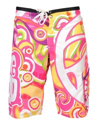 Rrd Swim Trunks Fuchsia