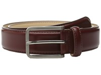 Stacy Adams 32Mm Classic Dress Leather Top Microfiber Lining Cognac Belts Tan