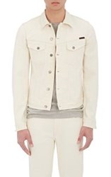 Nudie Jeans Nudie Men's Denim Billy Jacket White