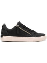 Crime London Java Lo Sneakers Black