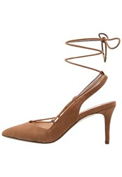 Dorothy Perkins Darcy High Heels Brown
