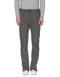 Paoloni Trousers Casual Trousers Men Military Green
