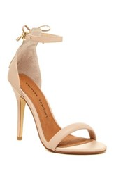Chinese Laundry Jealous Laced Sandal Beige