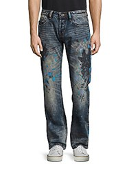 Cult Of Individuality Hagen Relaxed Pollack Five Pocket Jeans