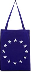 Etudes Studio Blue October Europa Tote