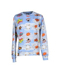 Pharmacy Industry Topwear Sweatshirts Men Sky Blue