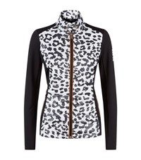 Bogner Midlayer Leopard Jacket Female