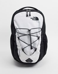 The North Face Jester Backpack In White