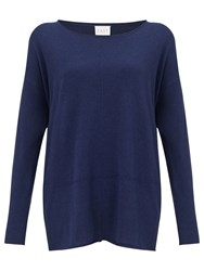 East Seam Detail Jumper Navy