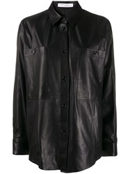 Iro Peters Leather Shirt 60