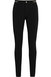 Givenchy Skinny Pants In Black Ponte