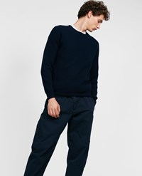 Aspesi Cashmere Sweater Navy Blue