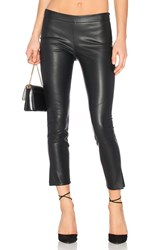 David Lerner Blake Crop Pant Black