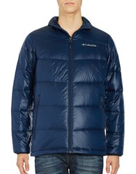 Columbia Gold 650 Turbodown Quilted Down Jacket