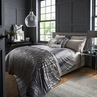 Kylie Minogue At Home Vari Duvet Cover Mineral Beige