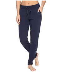 Ugg Molly Jogger Navy Heather Women's Casual Pants Gray