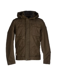 Jack And Jones Vintage Jackets Military Green